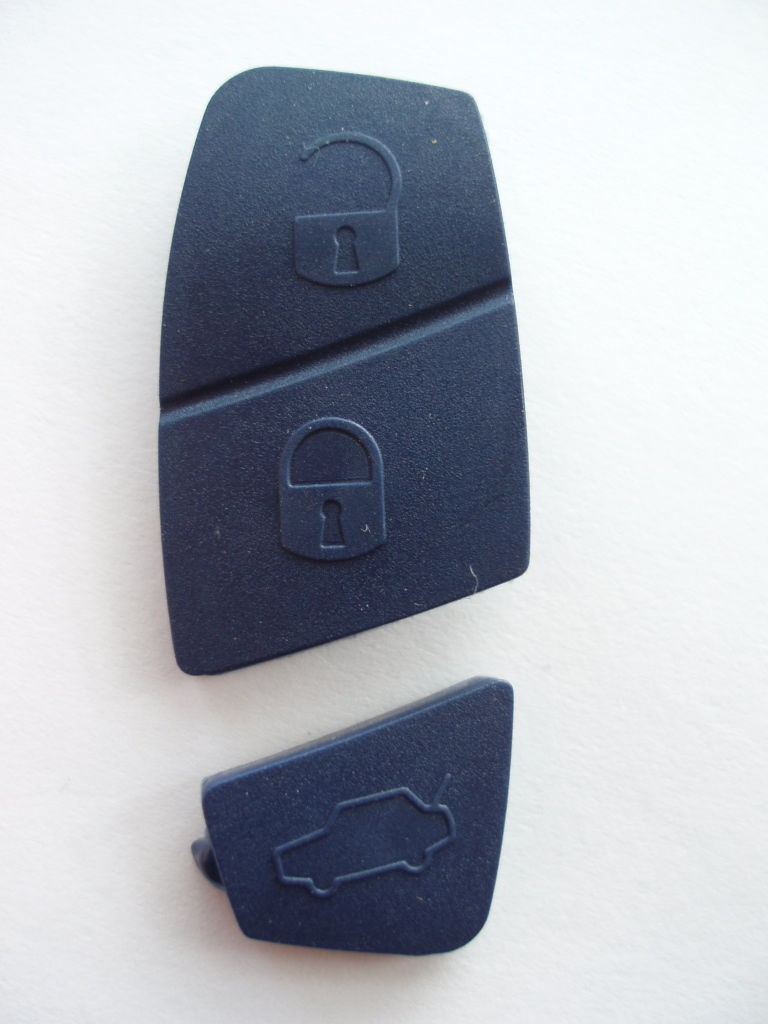 Gumijasti gumbi za ključe Fiat