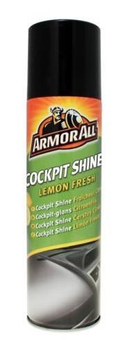 Sprej za armaturno ploščo z vonjem limone Armor All 500ml