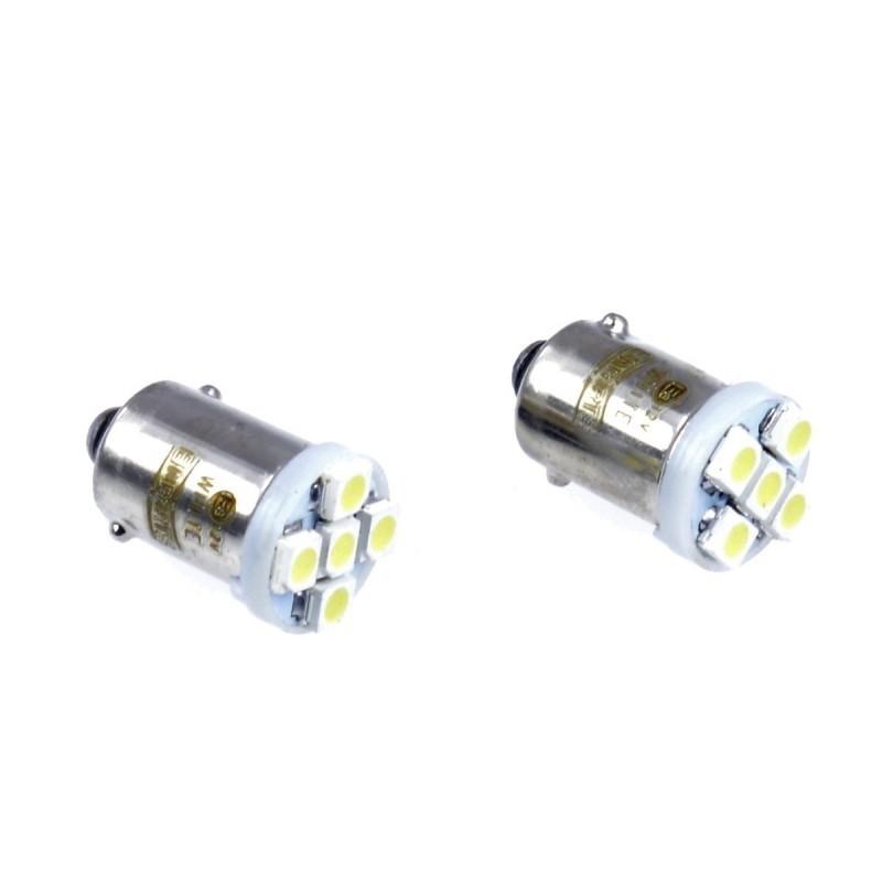 2 x EINPARTS led žarnici BA9s 5SMD 3528