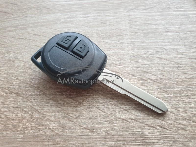 Ohišje za ključ Suzuki Grand Vitara, Swift, Ignis in Alto