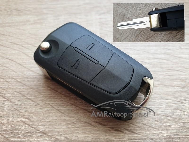Ohišje za ključe Opel Antara