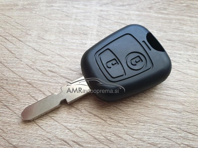 Ohišje za ključ Peugeot 406