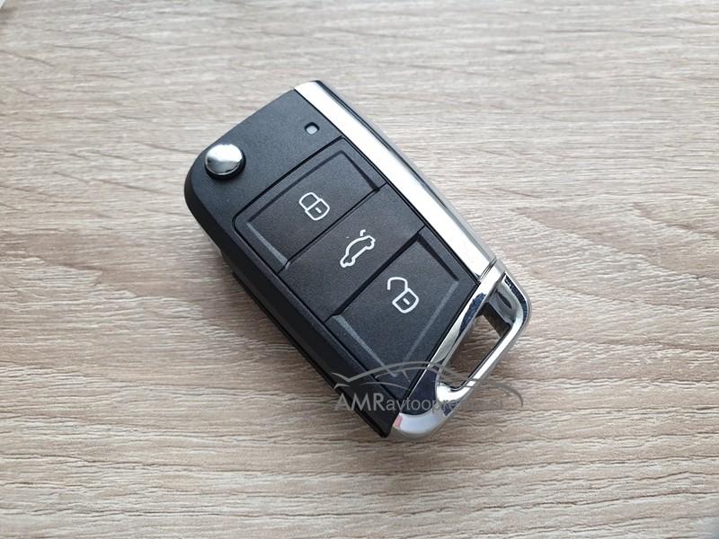 Ohišje za zložljive ključe Volkswagen