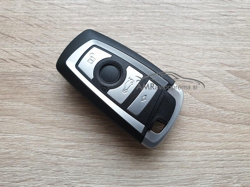 Ohišje za pametni ključ BMW s štirimi gumbi