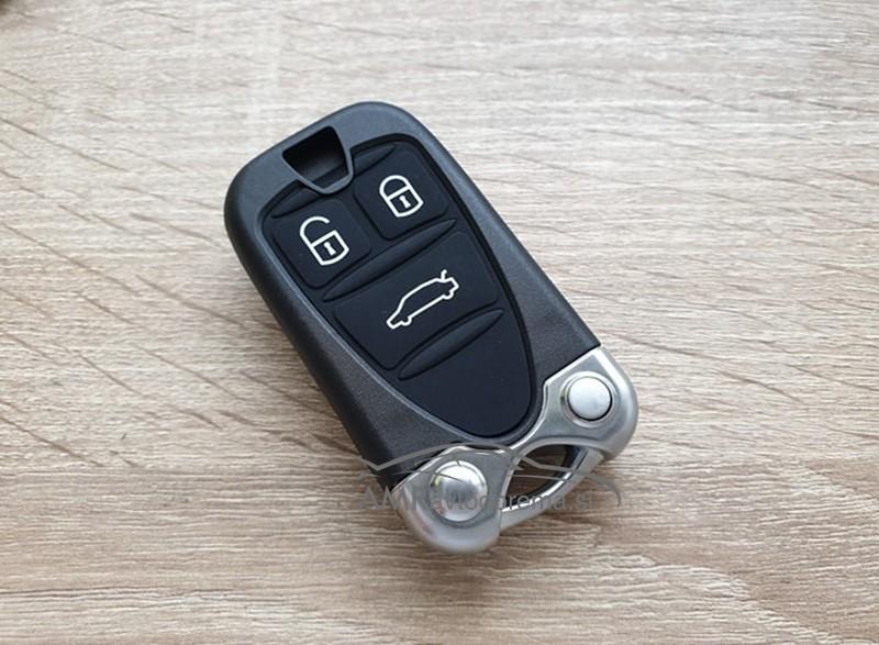 Ohišje za pametne ključe Alfa Romeo