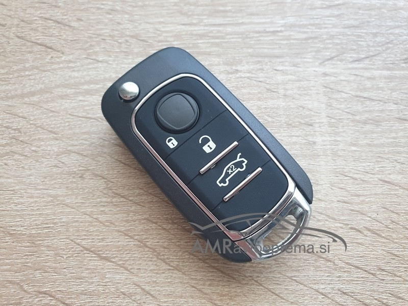 Ohišje za ključe Fiat