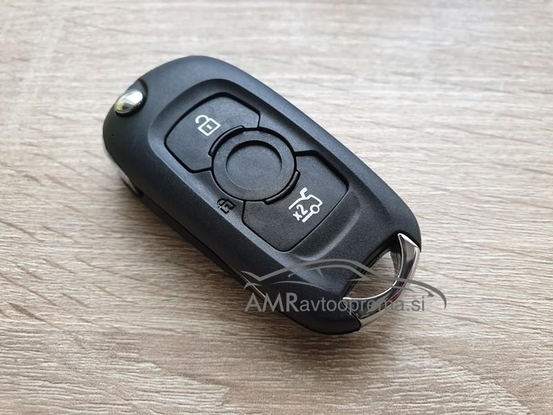 Ohišje za zložljive ključe Opel