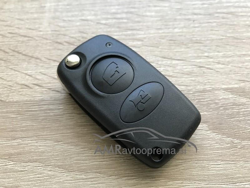 Ohišje za zložljive ključe Alfa Romeo
