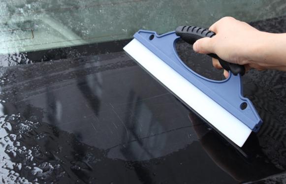 Silikonska metlica za hitro brisanje avtomobila