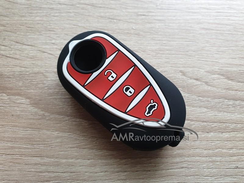 Silikonski ovitek za ključe Alfa Romeo