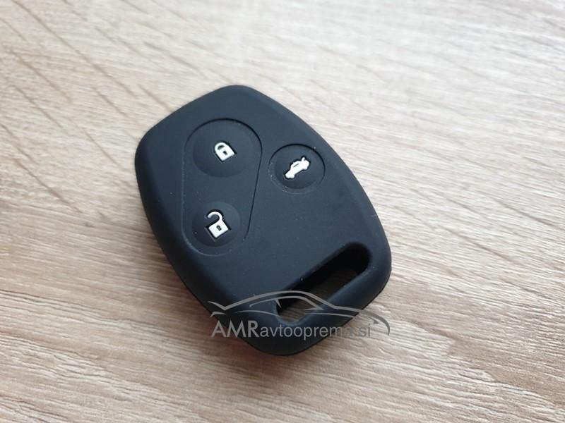 Silikonski ovitek za ključe Honda s tremi gumbi