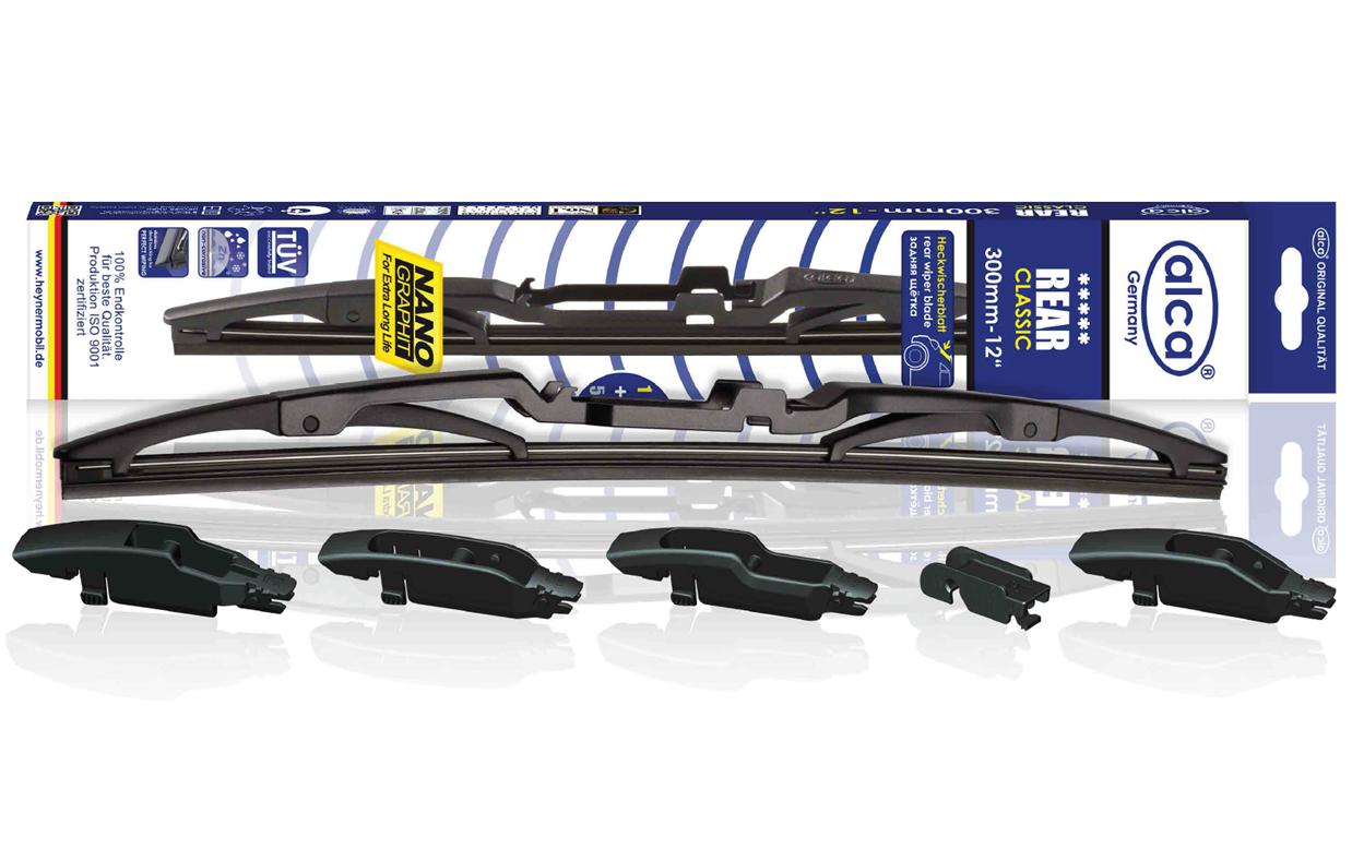 Seat Ibiza (1993 do 2006) zadnja metlica brisalca