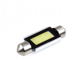 EINPARTS led žarnica C5W C10W 39mm COB LED CANBUS