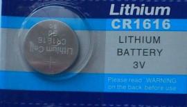 Litijeva 3V baterija CR1616