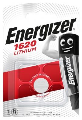 Litijeva 3V baterija CR1620 Energizer