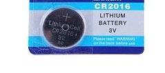 Litijeva 3V baterija CR2016