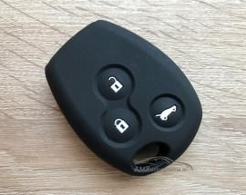 Silikonski ovitek za ključe Renault s tremi gumbi