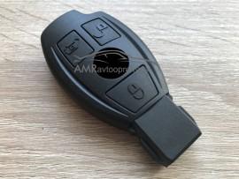 Ohišje za pametni ključ Mercedes s tremi gumbi