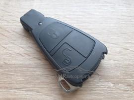 Ohišje za pametni ključ Mercedes 2 gumba (4438)
