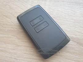 Ohišje kartice za avtomobile Renault - 4 gumbi