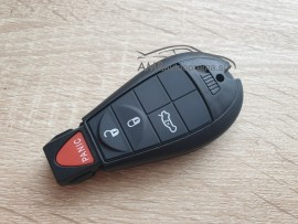 Ohišje za pametni ključ Chrysler
