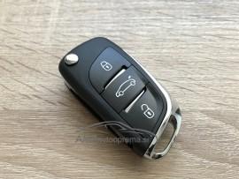 Ohišje za zložljive ključe Citroen