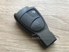 Ohišje za ključ Mercedes z dvema gumboma