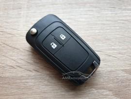 Ohišje za ključe Opel Astra, Insignia, Meriva, Zafira, itd. 2 gumba