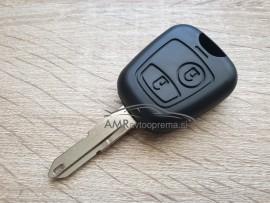 Ohišje za ključe Peugeot 206