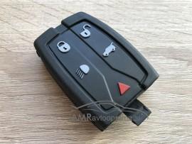 Ohišje za ključ Land Rover s petimi gumbi