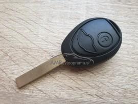 Ohišje za ključ Mini z dvema gumboma