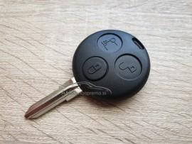 Ohišje za ključ Smart s tremi gumbi