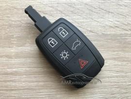 Ohišje za pametne ključe Volvo s petimi gumbi
