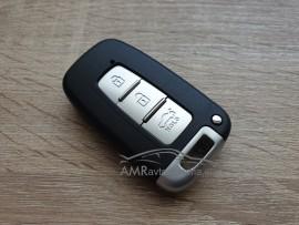 Ohišje za pametne ključe Kia s tremi gumbi