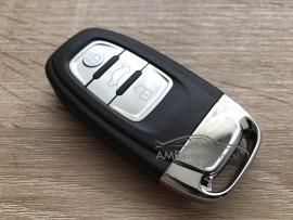 Ohišje za pametne ključe Audi s tremi gumbi