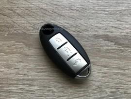 Ohišje za pametni ključ Nissan s tremi gumbi