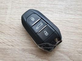 Ohišje za pametne ključe Peugeot
