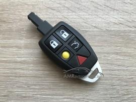 Ohišje za pametne ključe Volvo s petimi gumbi - model 2