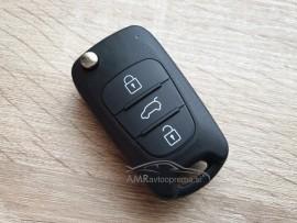 Ohišje za zložljive ključe Hyundai