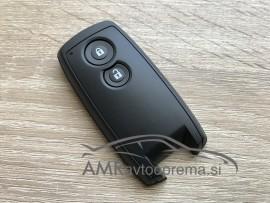 Ohišje za ključ Suzuki z dvema gumboma