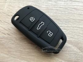 Silikonski ovitek za ključe Audi
