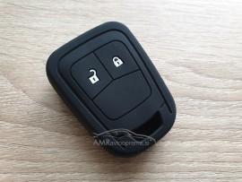 Silikonski ovitek za ključe Opel - 2 gumba