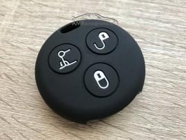 Silikonski ovitek za ključe Smart s tremi gumbi
