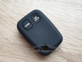 Silikonski ovitek za centralno zaklepanje Volvo 2 gumba
