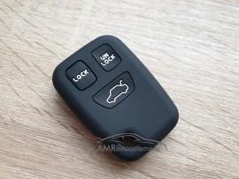 Silikonski ovitek za centralno zaklepanje Volvo s tremi gumbi