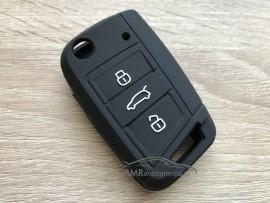 Silikonski ovitek za ključe Škoda